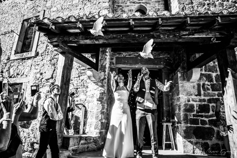 photo mariage carcassonne